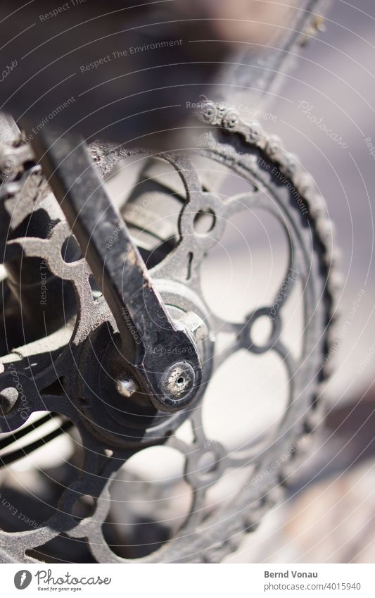 chain ring Gearwheel Bicycle vintage scrap metal chainring bike parts Bicycle chain Transport Crank Metal Axle Decoration Round traditionally Simple Old Wedge