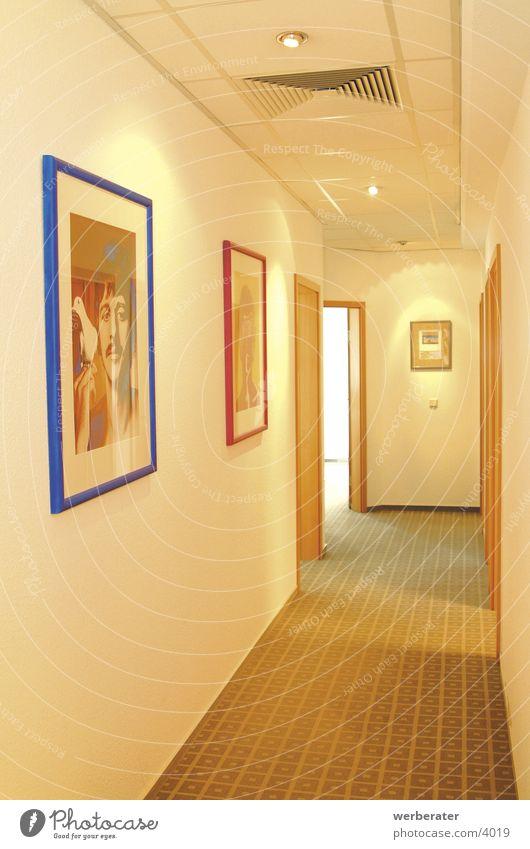 hallway Hallway Architecture Image