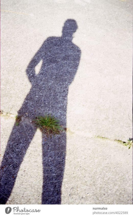 Green Gender Gap Shadow gap gender Sexless Androgynous Unrecognizable dream equal rights yourself me unspecified Neutral asexual on one's own