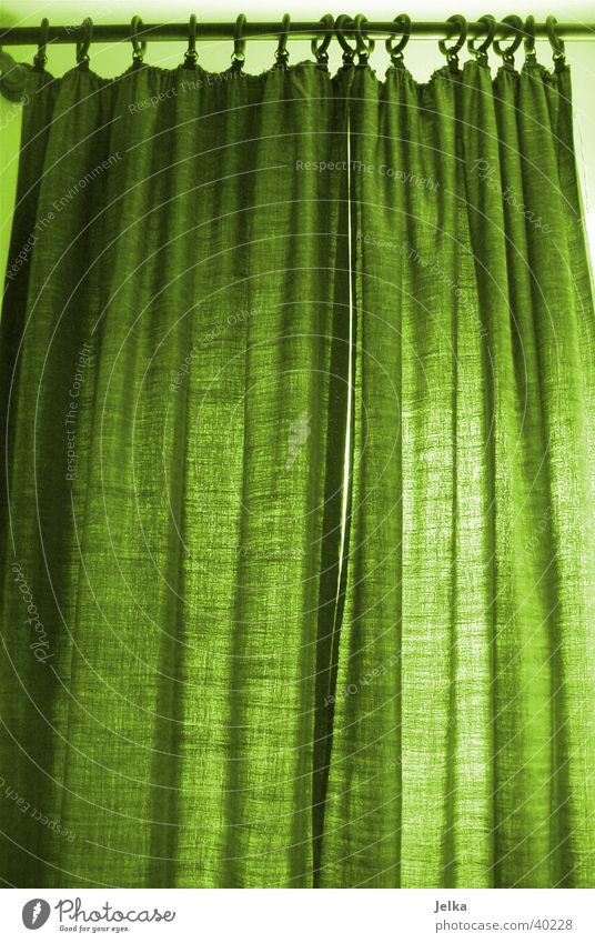 Curtain up... Curtain down... Style Design Interior design Furniture Room Living room Bathroom Green Colour Drape curtain rail Colour photo