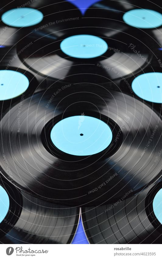 back to the roots | records Entertainment Party Music Disc jockey Feasts & Celebrations Dance Listen to music Record Old Happiness Glittering Historic Positive