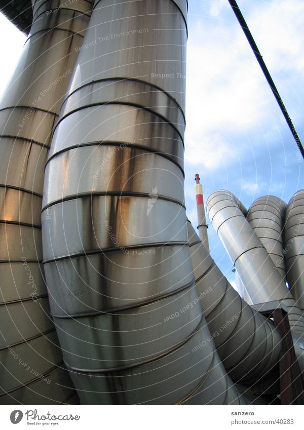 tubes Steel Industry installations Metal Voest Alpine Pipe