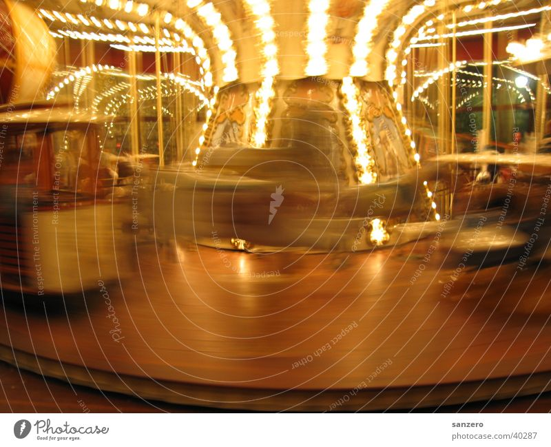 Europe Fairs & Carnivals Carousel Amusement Park