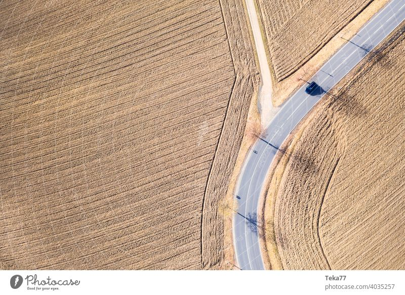 The highway Street country Country road Transport acre from on high peasant Driving