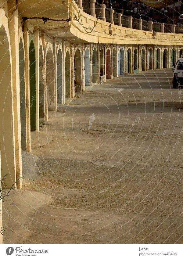 port garages Malta Architecture