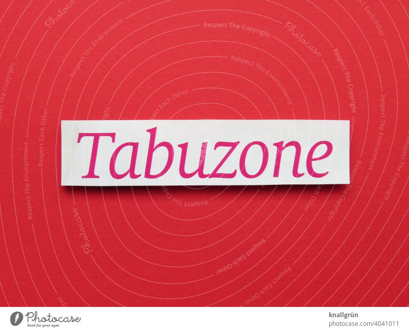 taboo zone Bans Safety Border Protection Barrier cordon peril Letters (alphabet) Word leap letter Typography Signs and labeling Text communication Characters