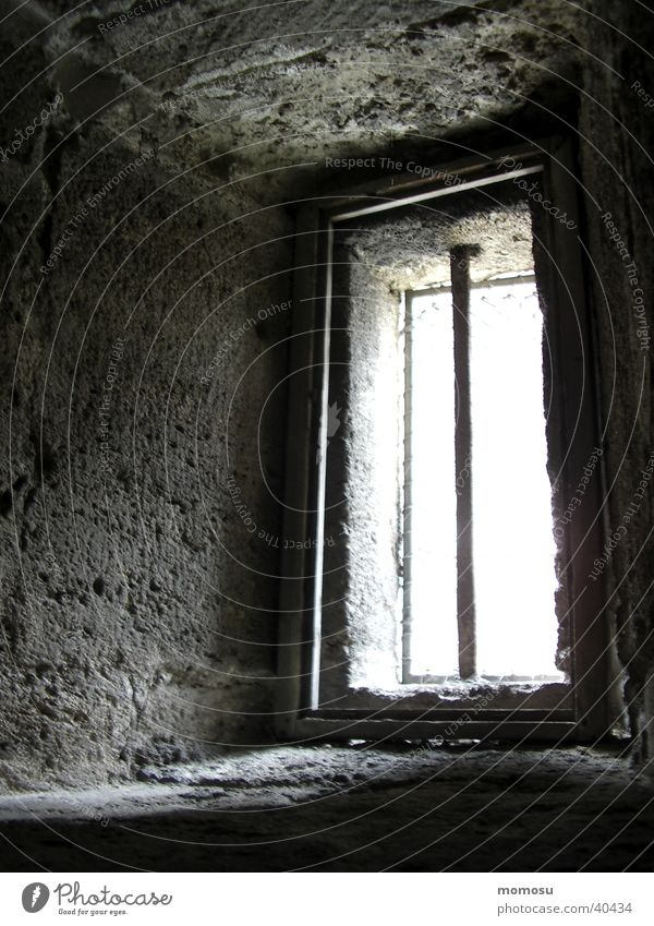 tower window Window Historic Shaft of light Castle tower Architecture Tower Perchtoldsdorf