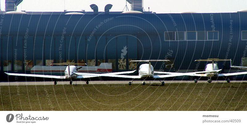 Airplane Aviation Airport