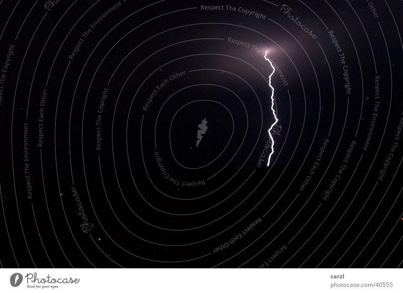 thunderstorms Thunder and lightning Lightning