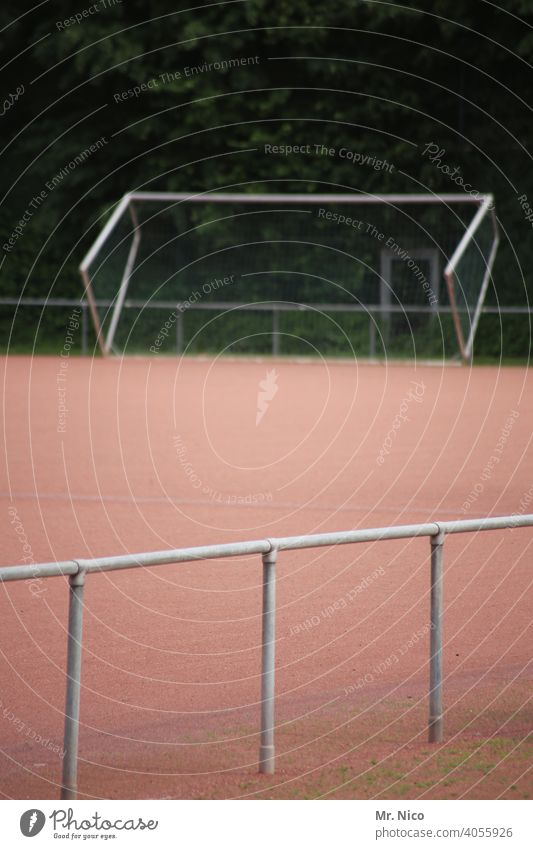 Sports field out of operation Sporting grounds Ball sports Leisure and hobbies Football pitch Playing field Foot ball Sporting Complex Soccer Goal