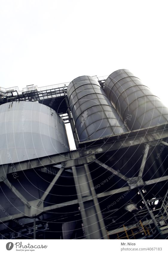 Water tanks Tank bins Industrial Industry Factory storage pruduction Production Processing plant Transmission lines Industrial plant water tanks
