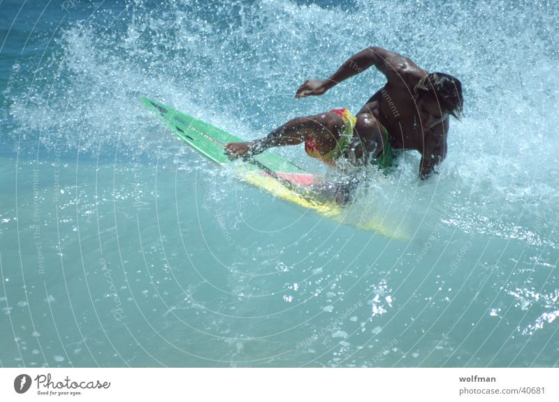 surfing Surfing Hawaii Ocean Action Waikiki Beach Extreme sports Water Movement wolfman wk@weshotu.com