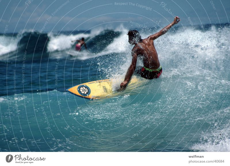 Water Ocean Movement Action Surfing Oahu Hawaii Extreme sports Waikiki Beach