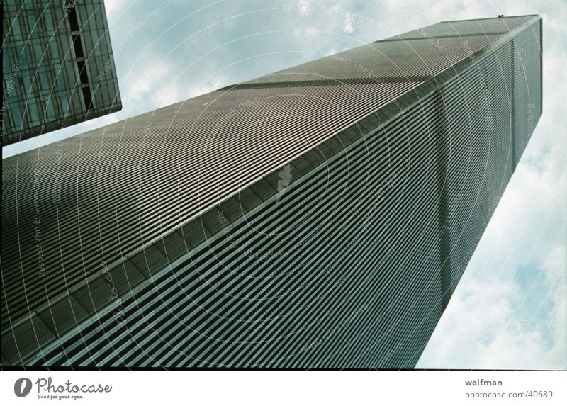 WTC Diagonal World Trade Center New York City Monument Human being Architecture wolfman 9/11 Sky Tower wk@weshotu.com