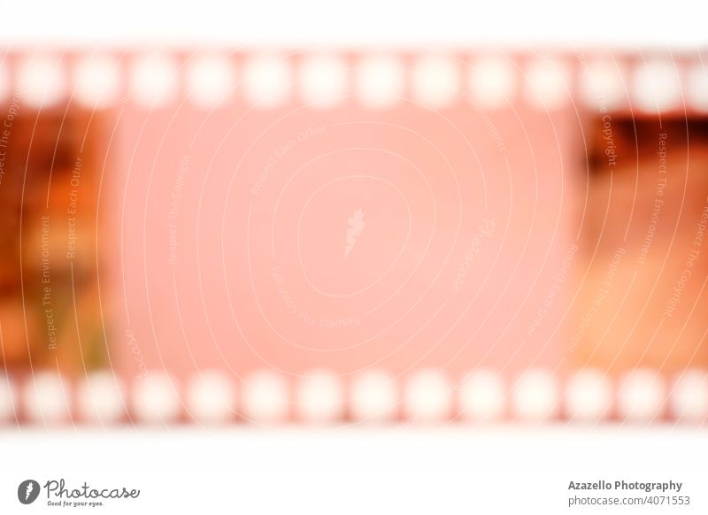 Analog color film in blur with a copy-paste space for text in the centre. 35mm 35mm film abstract analog aperture background blank blurry blurry background