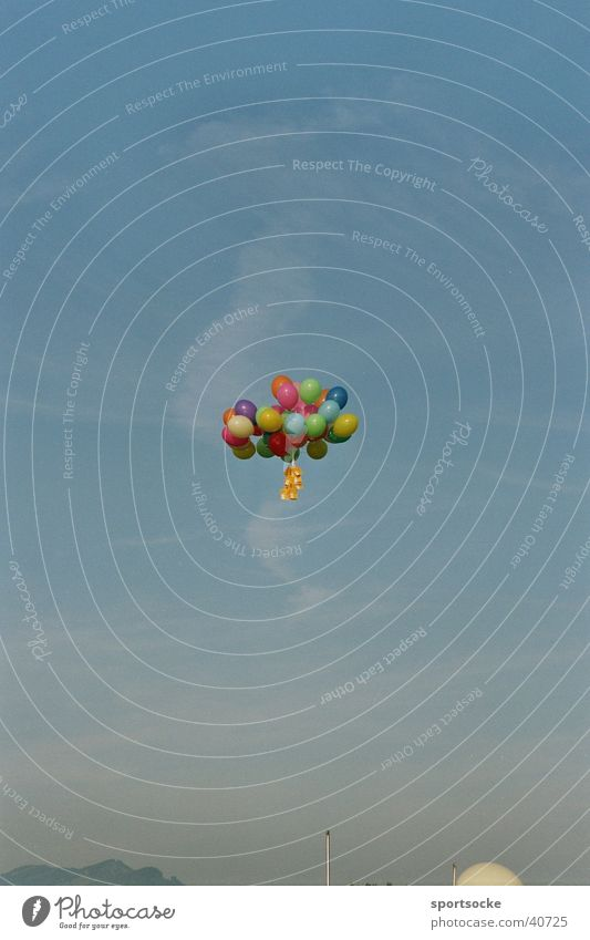 balones Air Celestial bodies and the universe UFO Leisure and hobbies Sky Colour