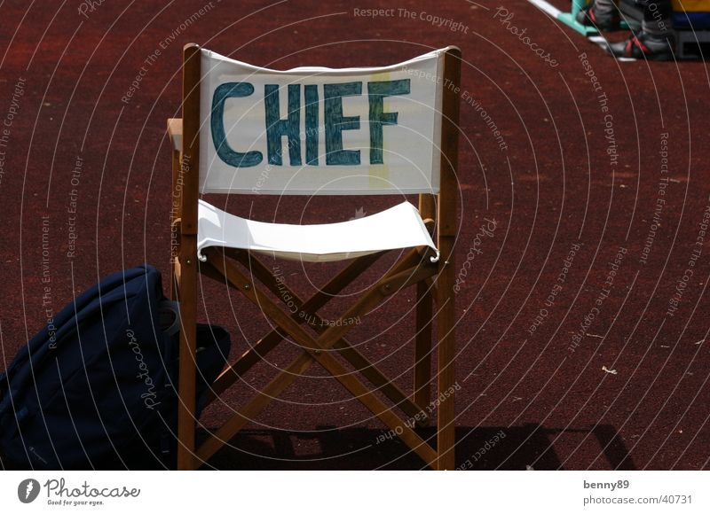 chief Superior Sporting grounds Camping Red Wood Obscure Chair Camping chair wise