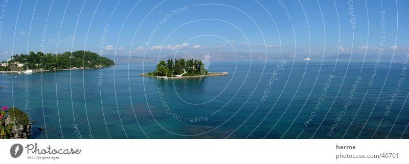 Nature Water Beautiful Plant Ocean Beach Animal Far-off places Life Environment Landscape Coast Horizon Island Europe Bay
