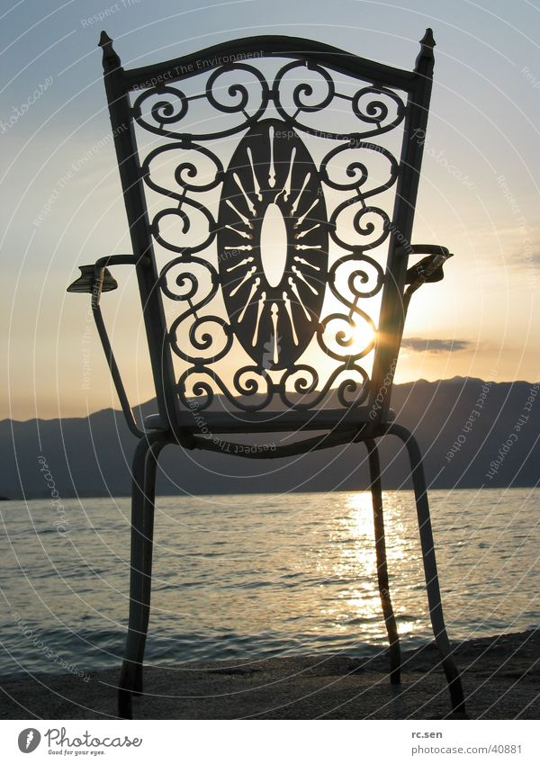 Ocean Romance Chair Leisure and hobbies