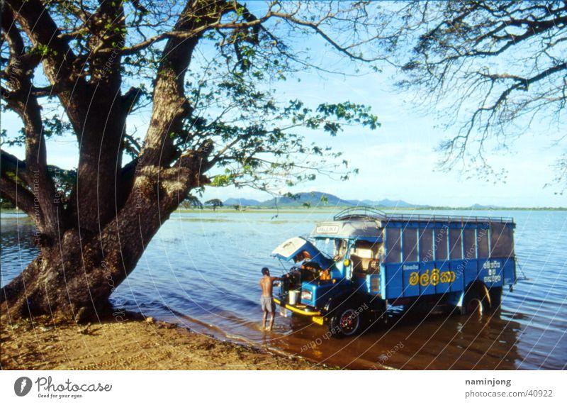Lake Transport Truck Car wash