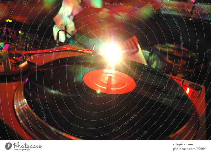 Party Club Disc jockey Record player