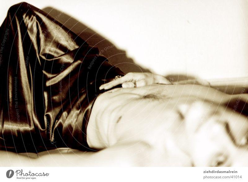 sepia guy Man Gray Soft Sepia Black & white photo Lie Speed