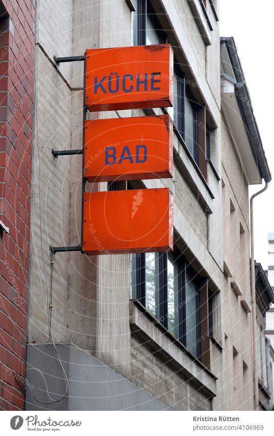 kitchen bathroom neon sign Kitchen Bathroom Neon sign publicity advertising sign Advertising Billboard Load business Kitchens planning bathroom furniture