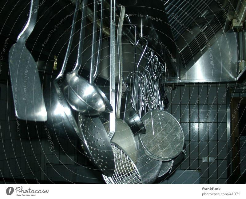Nutrition Metal Kitchen Ladle