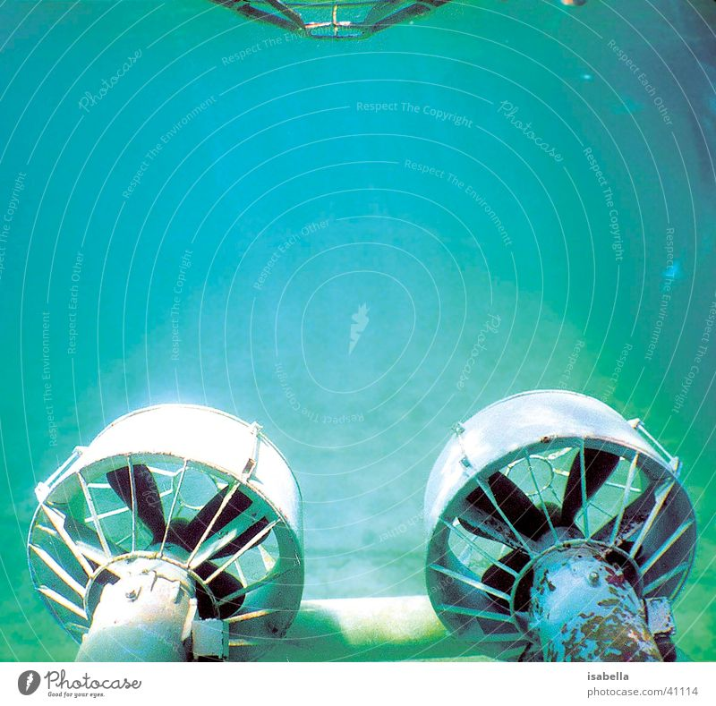 Water Technology Dive Engines Airplane Electrical equipment Submarine