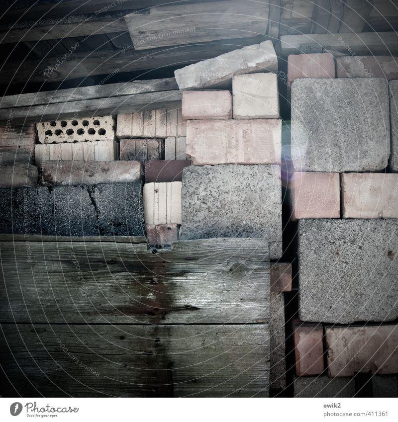 Wood Stone Wait Arrangement Firm Attachment Brick Hollow Collection Block Stack Rough Patient Unwavering Vignetting Lens flare