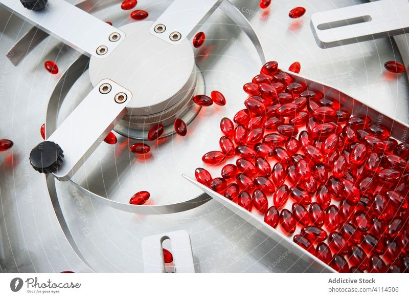 Process and packaging manufacturing tablets and pills industrially for the medical and healthcare sector medicine research vaccine corona-virus covid-19
