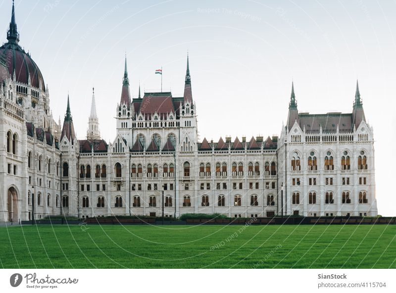 Budapest parliament in Hungary budapest hungary building hungarian house city travel danube architecture europe river tourism urban view old cityscape landmark