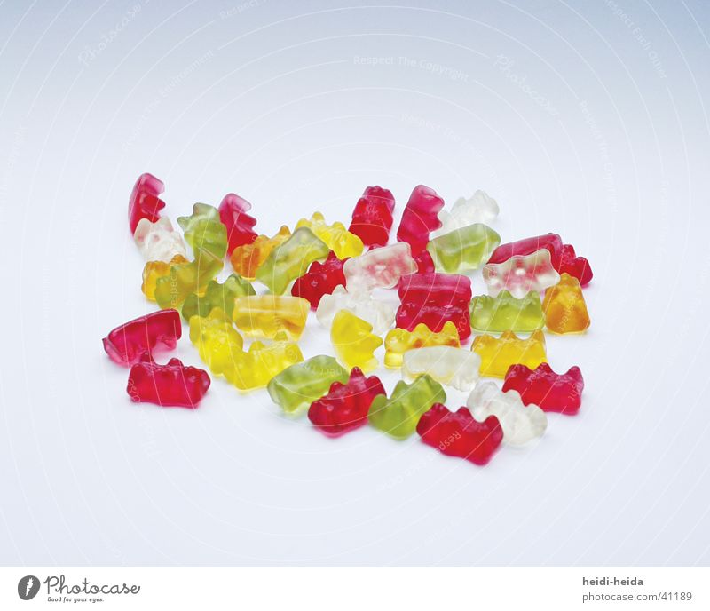 Nutrition Candy Bear Gummy bears