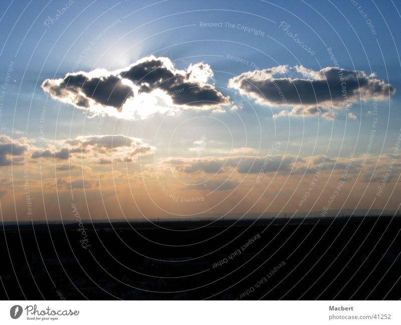 Sky Sun Clouds Lighting