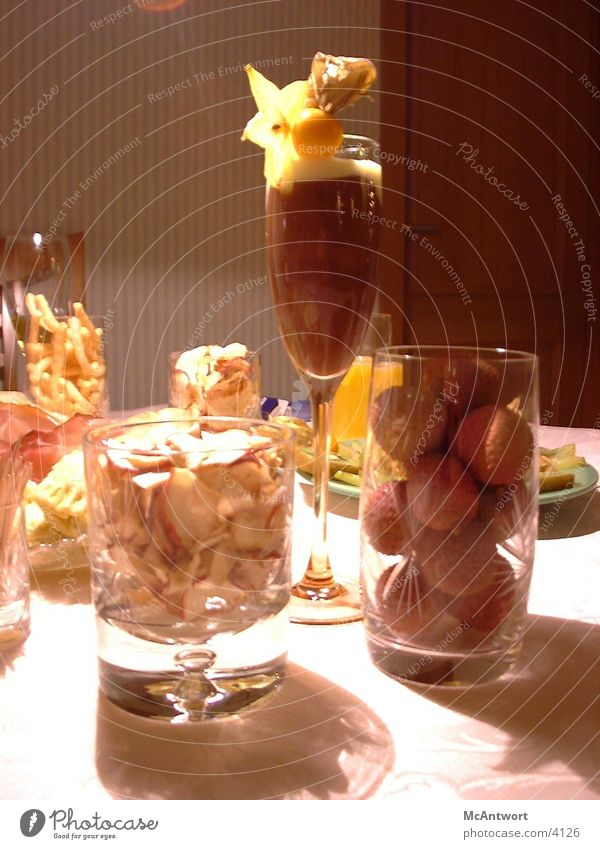 Nutrition Glass Photographic technology