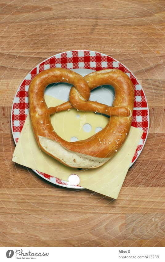 Eating Germany Food Food photograph Nutrition Break Appetite Delicious Restaurant Plate Bavaria Dinner Checkered Meal Baked goods Lunch