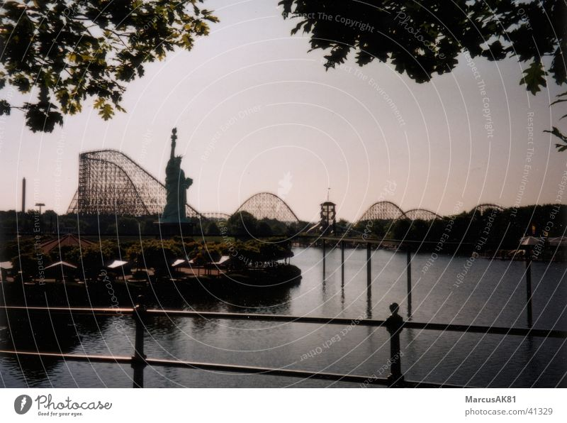 Europe Roller coaster