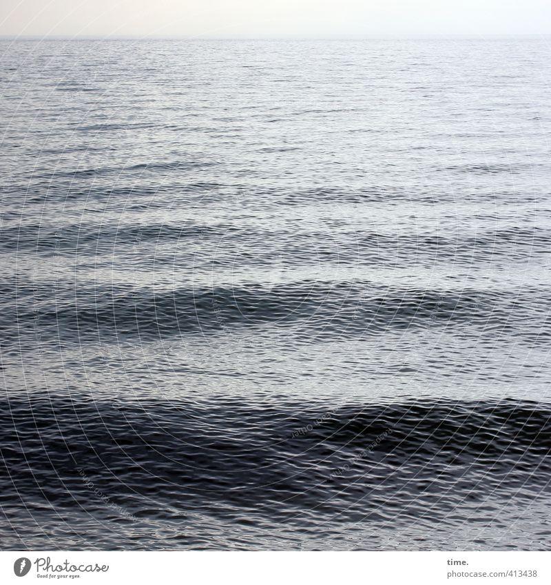 Hiddensee | Lifelines Water Sky Horizon Beautiful weather Waves Coast Baltic Sea Fluid Wet Dependability Serene Patient Truth Authentic Endurance Longing