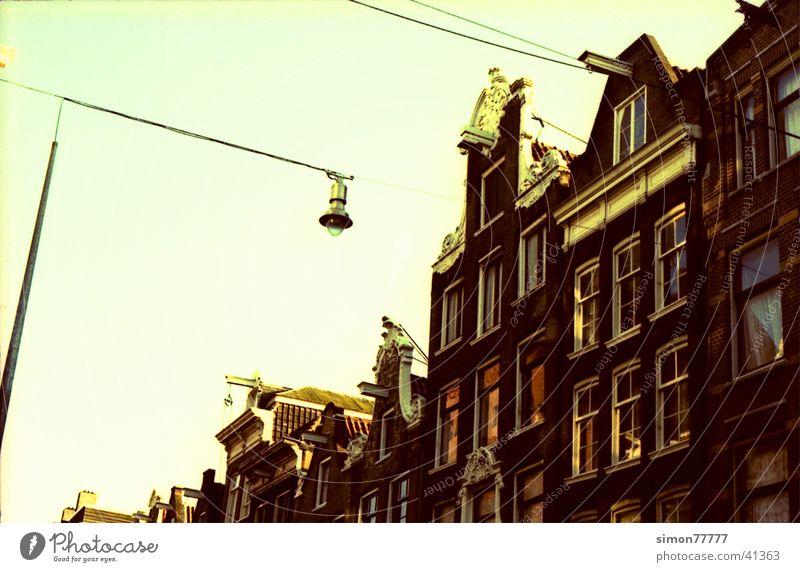 Europe Lantern Amsterdam Netherlands