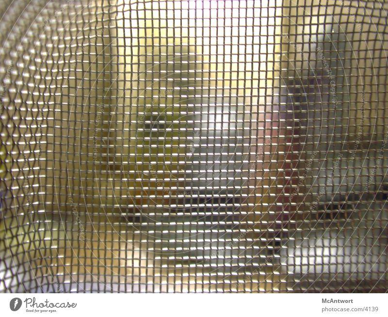 kitchen jail Photographic technology Mesh grid Grid Net