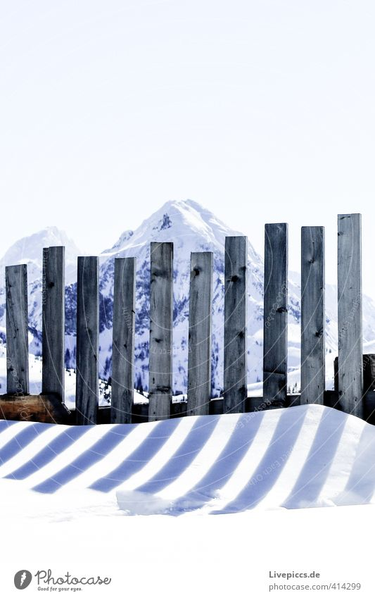 Sky Nature Blue White Landscape Calm Winter Environment Cold Mountain Snow Wood Stone Natural Bright Rock