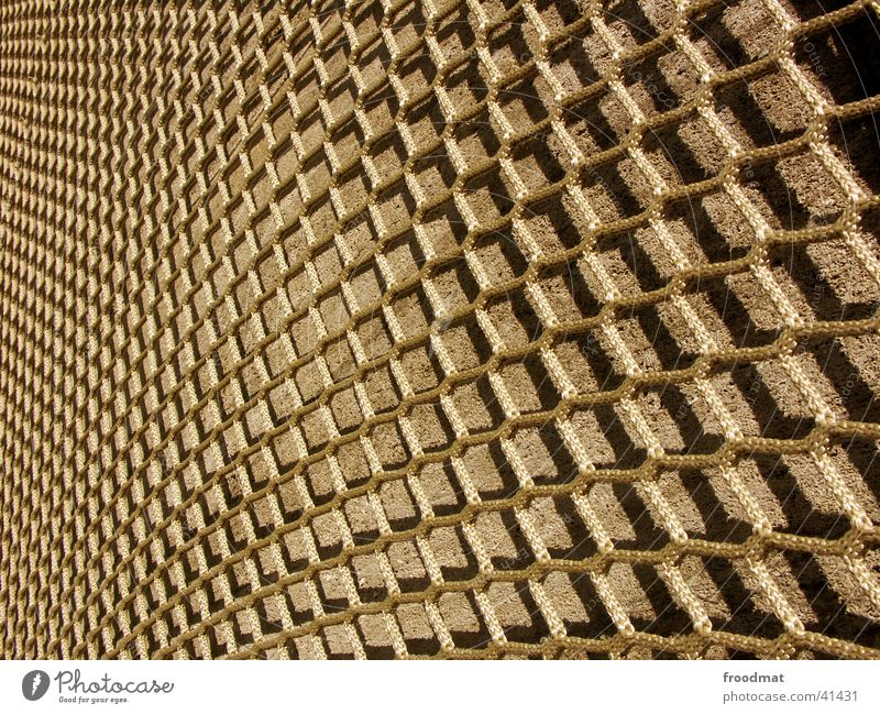 Sun Architecture Perspective Net Grating