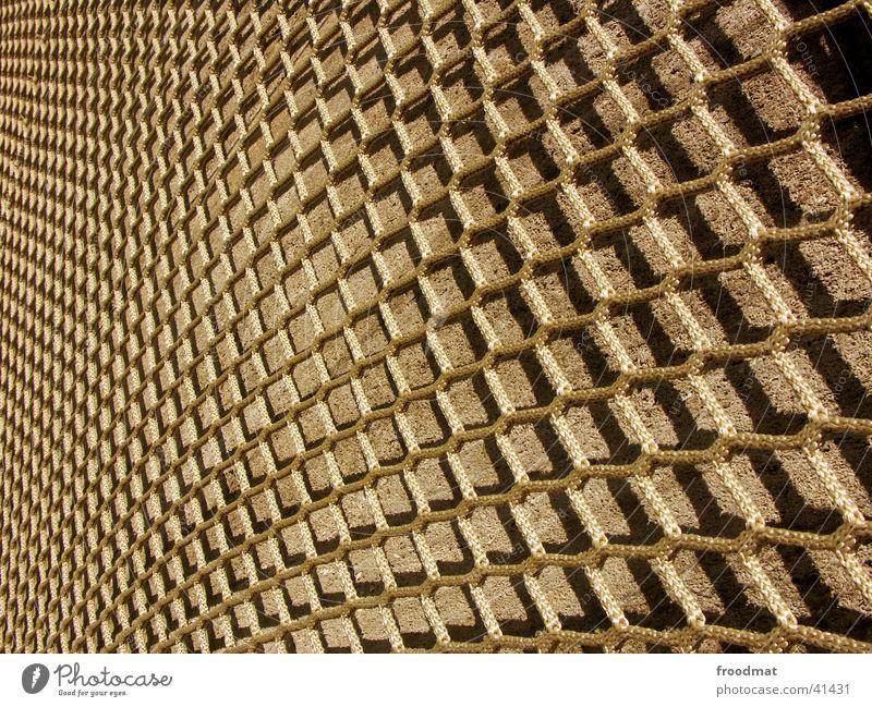 Sun Architecture Perspective Net Grating