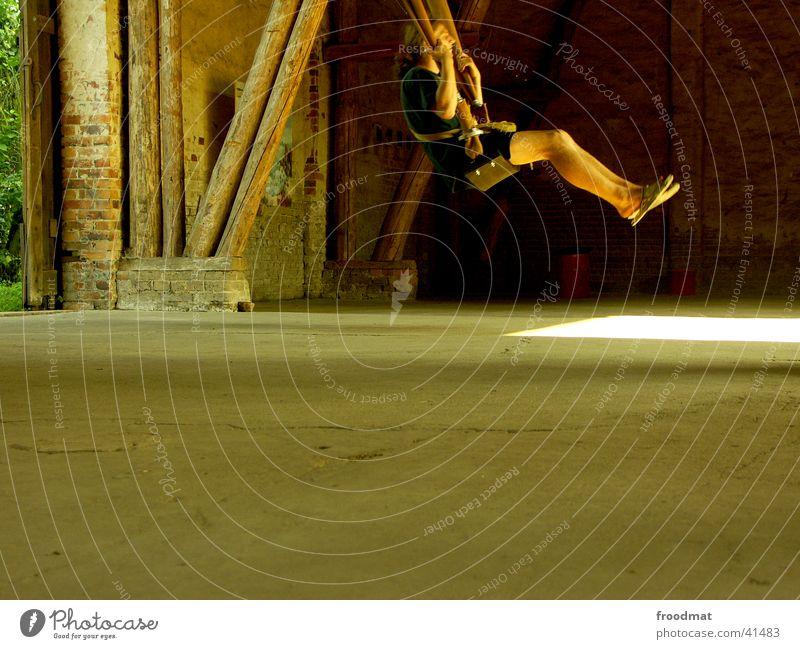 Sun Summer Art Transport Floor covering Swing Barn Brandenburg Joist