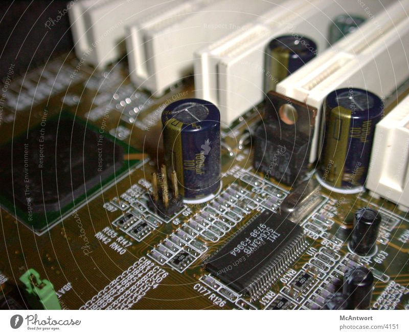 motherboard Motherboard Electrical equipment Technology