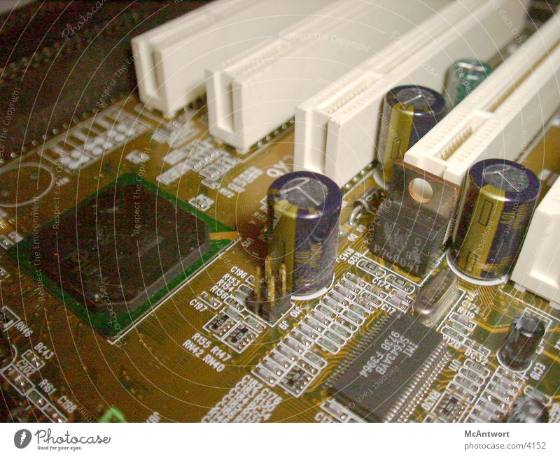 Technology Electronics Circuit board Electrical equipment Motherboard