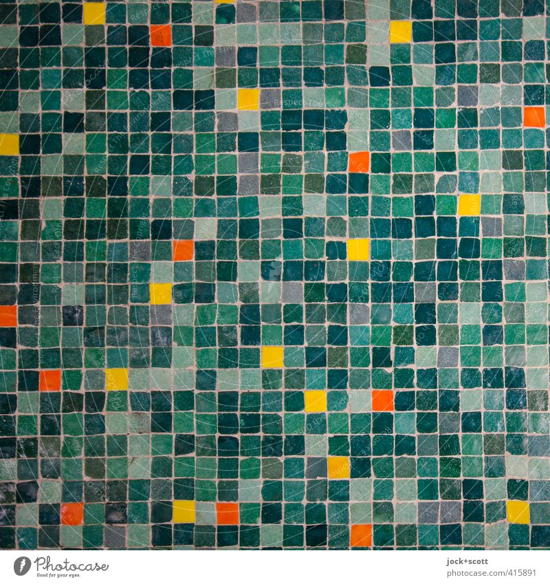 Colour Wall (building) Wall (barrier) Stone Line Elegant Decoration Esthetic Creativity Uniqueness Network Firm Tile Relationship Square Collection
