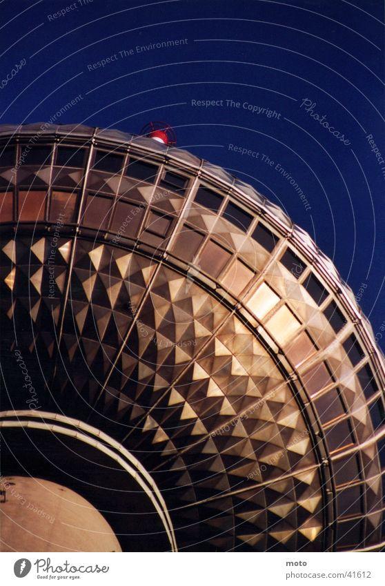 Alexander Tower Berlin Architecture Sky alex Vantage point