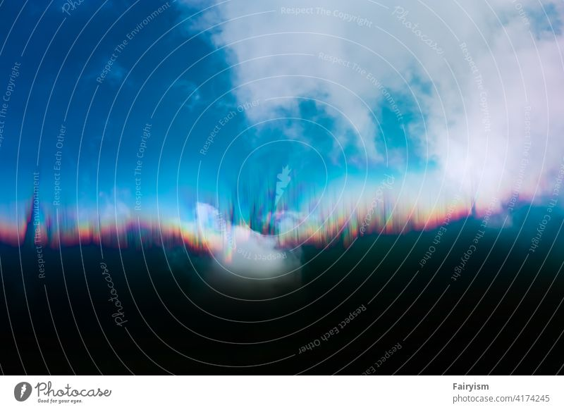 abstract capture of the sky through a prism moody weather moods mood maker moody atmosphere Mood lighting Summer Moody backgrounds Sunset Cloud cover
