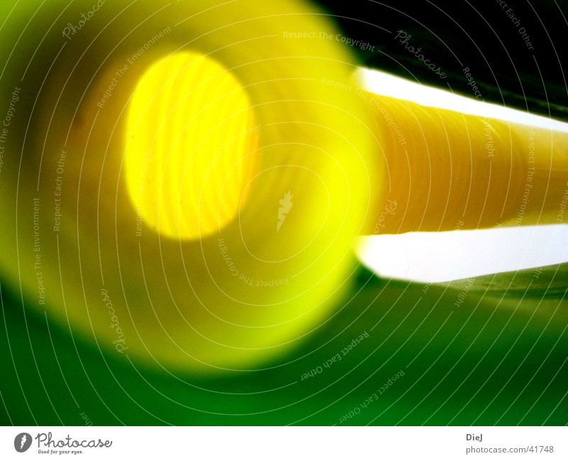 full pipe Yellow Green Obscure look in